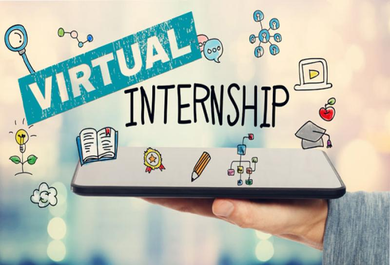 Internship graphic