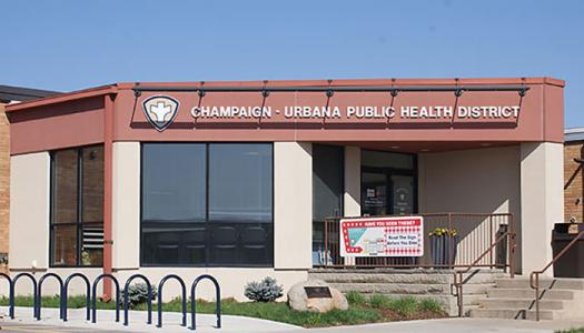 Champaign-Urbana Public Health District building